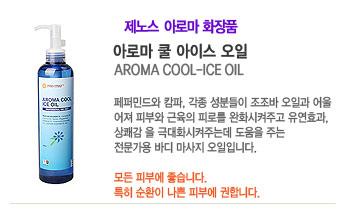 아로마 쿨 아이스 오일 (AROMA COOL-ICE OIL)